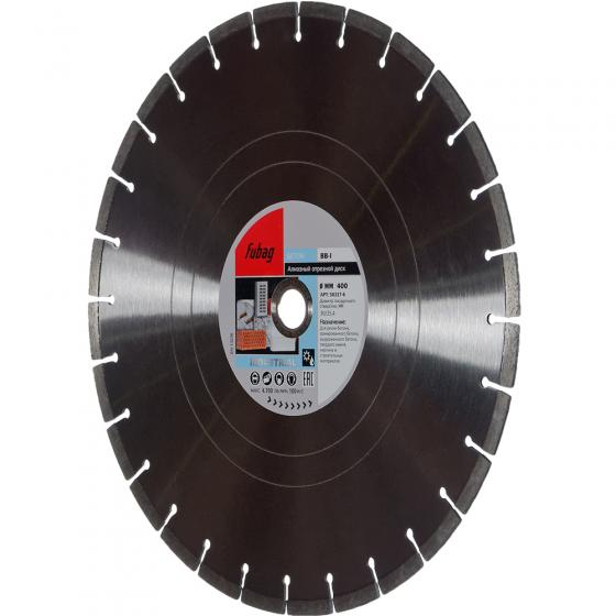 Алмазный отрезной диск Fubag BB-I D400 мм/ 30-25.4 мм [58327-6]