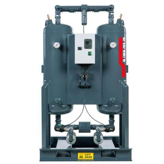 Осушитель воздуха DALGAKIRAN DryAir DA 185 адсорбционного типа (-70°C)
