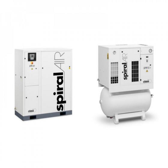 Спиральный безмасляный компрессор ALUP SpiralAir 10-30 SPR10 10 LC 400V 50 CE