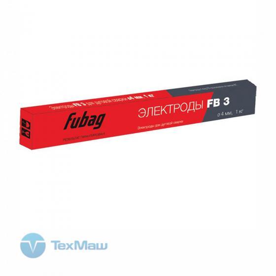 Электрод сварочный FUBAG FB 3 D3,0 мм