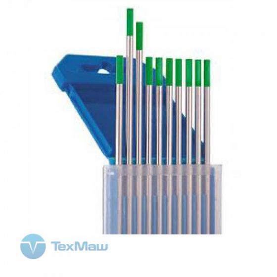 Вольфрамовые электроды D2.4x175мм (green)_WP (10 шт.)