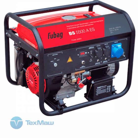 Бензиновая электростанция FUBAG BS 5500 A ES [838796]