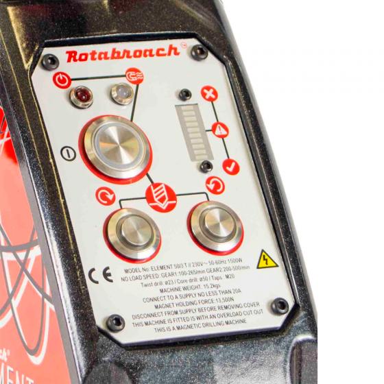"""Магнитный электрический сверлильный станок ELEMENT 50 """"Rotabroach"""""""