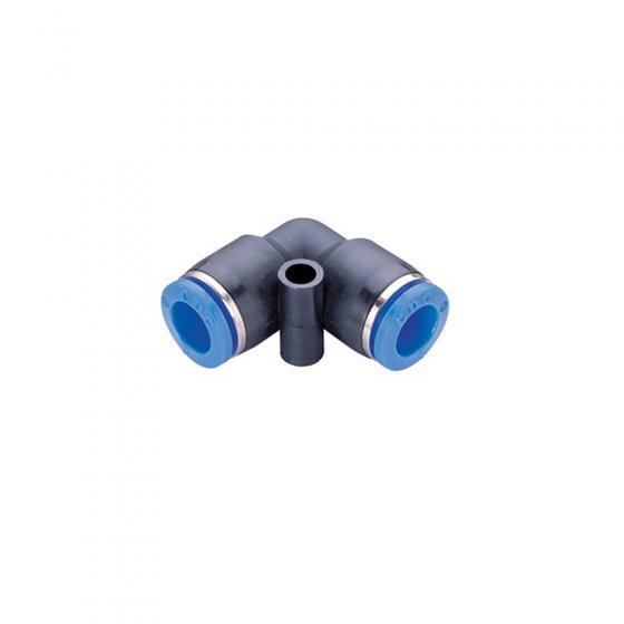 Фитинг пластиковый Г-образный PUL 12