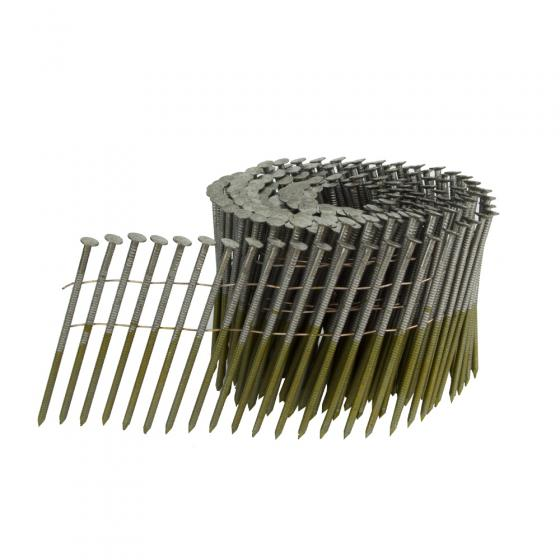 Гвозди барабанные CNW 31/100 RI с кольцевой накаткой