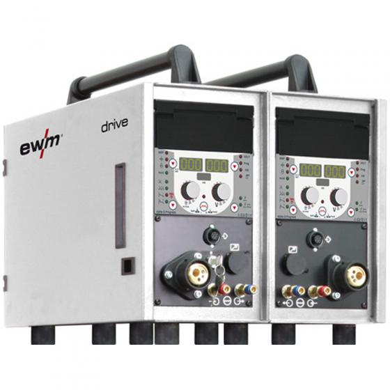 Механизм подачи проволоки EWM drive 4X IC D EX