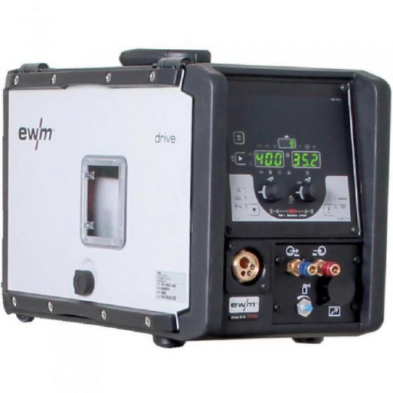 Механизм подачи проволоки EWM Drive 4X Steel Synergic S D200