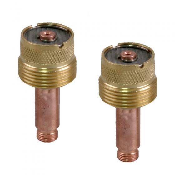 Корпус цанги с газовой линзой EWM COLB DIF JUMBO TIG 17/18/26 D=2.4MM (5 шт.) [094-003137-00000]