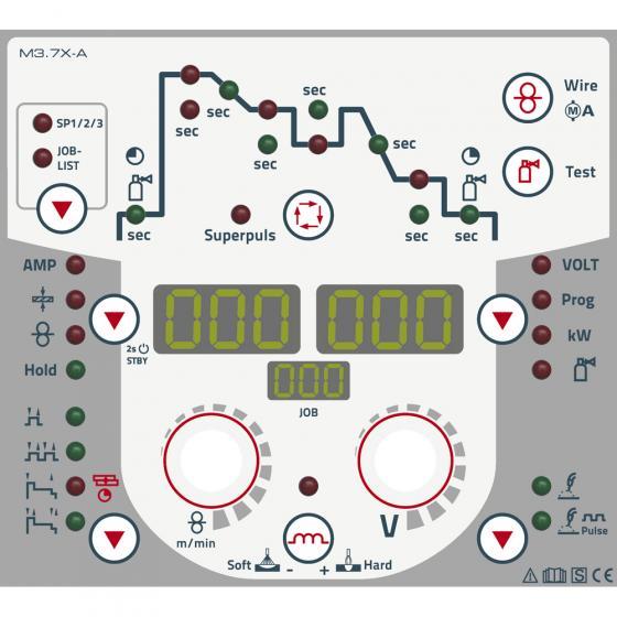 Сварочный аппарат EWM Phoenix 401 Progress puls MM 2DVX FDW