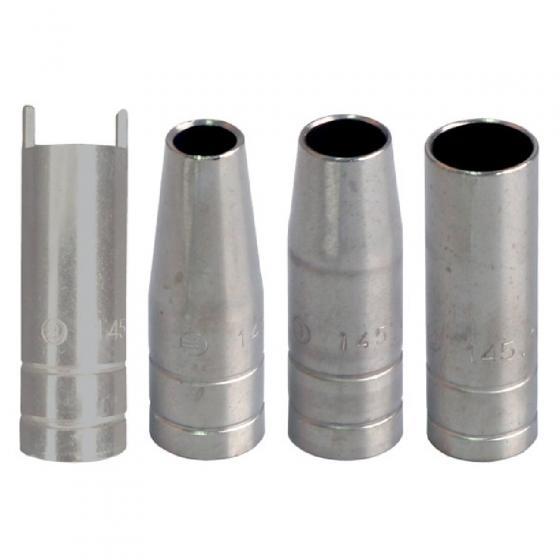 Сопло газовое EWM GN MIG15 D=9.5mm (10 шт.) [094-001212-00000]