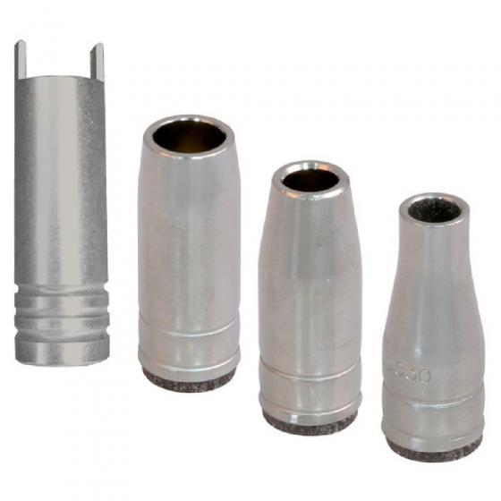 Сопло газовое EWM GN MIG25 D=15mm (10 шт.) [094-002079-00000]
