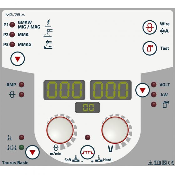 Сварочный аппарат EWM Taurus 351 Basic FKW