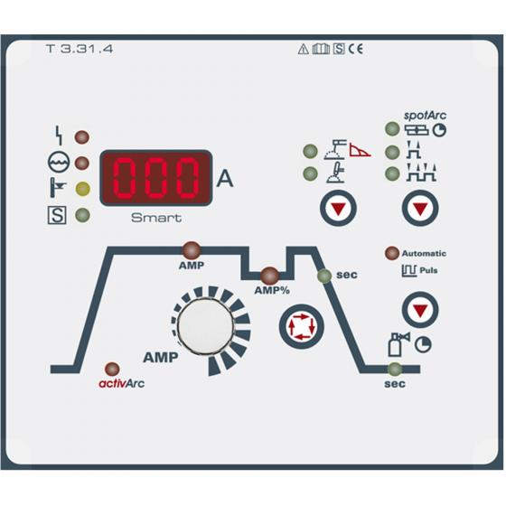 Сварочный инвертор EWM Tetrix 200 Smart puls 8P TG