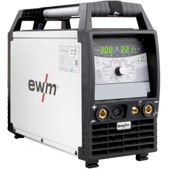 Сварочный инвертор EWM Tetrix 300 Comfort 2.0 puls 5P TM