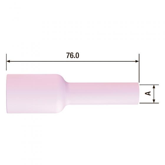 Сопло керамическое Fubag для газовой линзы №7L ф11 FB TIG 17-18-26 (10 шт.) [FB54N15L]