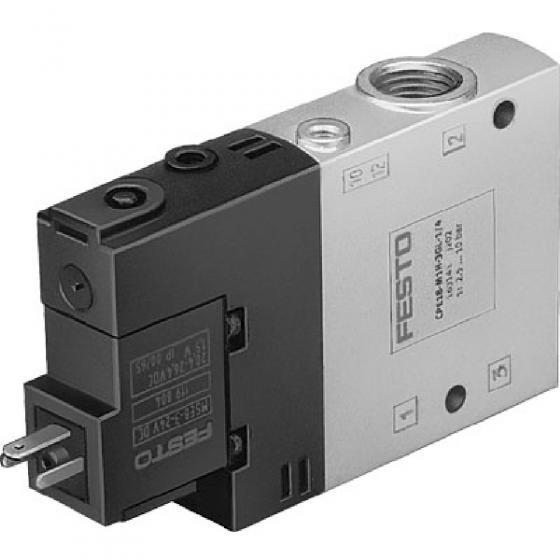 Распределитель с электроуправлением Festo CPE18-M1H-3GL-1/4 [163141]