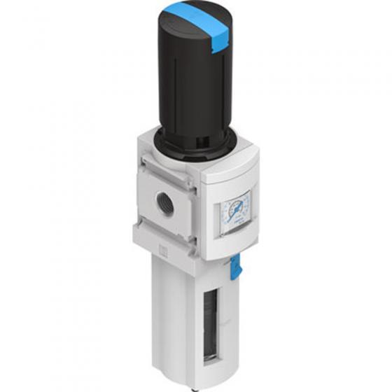 Фильтр-регулятор давления Festo MS6-LFR-1/2-D7-ERV-AS [529190]