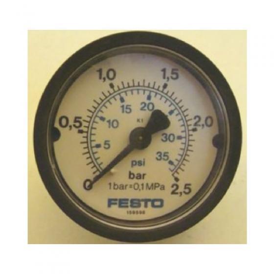 Манометр Festo FMA-50-2,5-1/4-EN [159598]