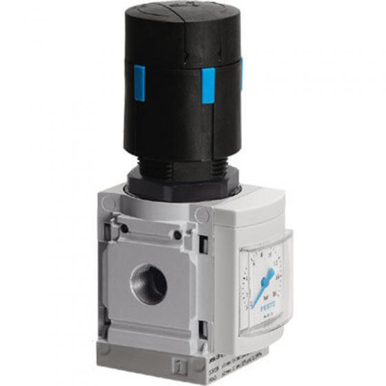 Регулятор давления Festo MS6-LRB-1/2-D6-AS [530328]