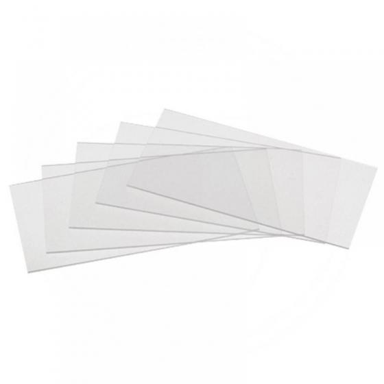 Внутренние защитные линзы прозрачные для масок сварщика Optrel e650/e670/e680 и p500