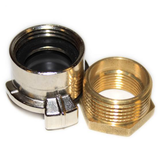 Фитинг G 3/4F AMT быстроразъемное соединение GEKA составной комплект