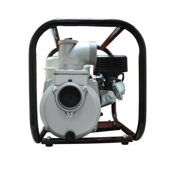 Мотопомпа бензиновая Gidric 80C Vektor