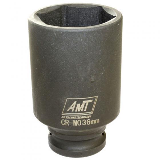 """Головка торцевая ударная удлиненная AMT IS 1/2"""" ‑ 36 мм"""