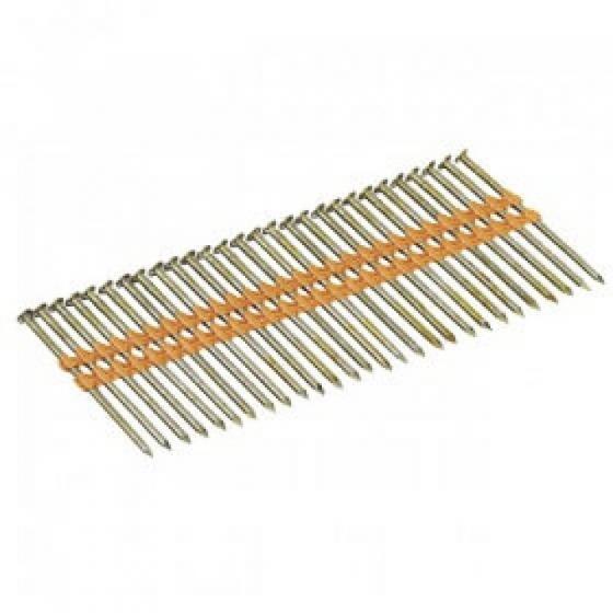 Реечные гвозди 21 градус 4.6x145 мм гладкие (Ф)