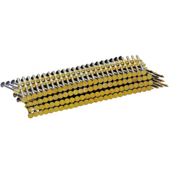 Гвозди для Fubag N90 (3.05x50 мм, гладкие, 3000 шт) [140153]