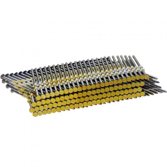 Гвозди для Fubag N90 (2.87x90 мм, кольцевая накатка, 3000 шт) [140106]