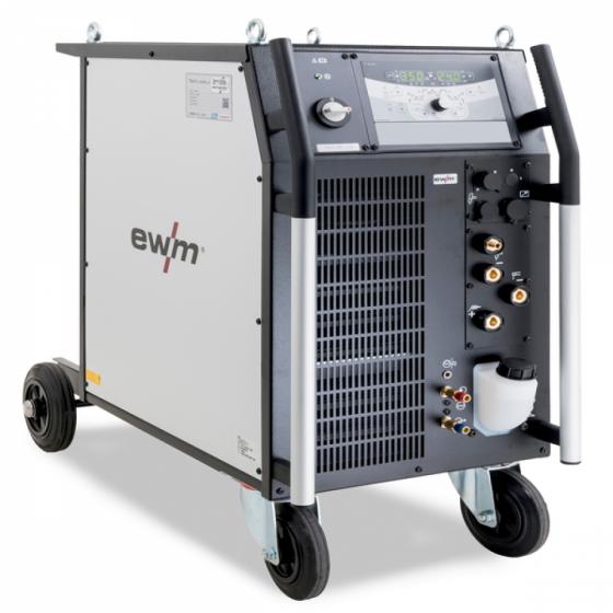 Сварочный инвертор EWM Tetrix 551 DC Smart 2.0 puls