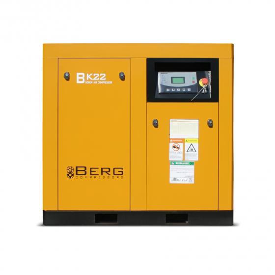 Винтовой компрессор Berg ВК-22 - 8 бар