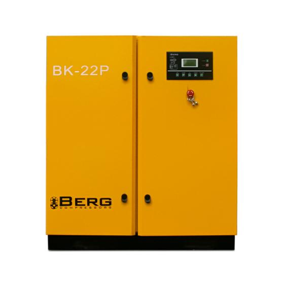 Винтовой компрессор Berg ВК-22Р - 7 бар