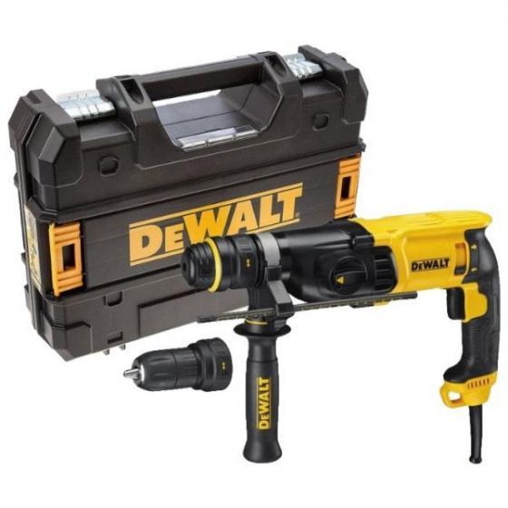 Перфоратор DEWALT D25144K, SDS-plus
