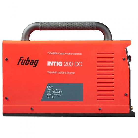 Аппарат аргонодуговой сварки FUBAG INTIG 200 DC [68437.2]