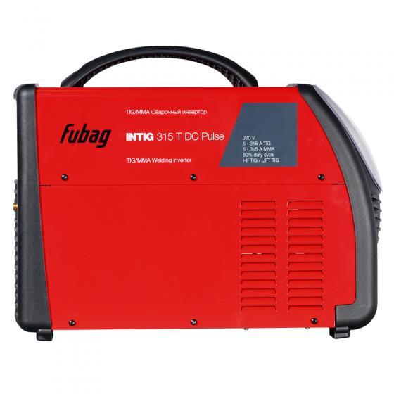 Аппарат аргонодуговой сварки FUBAG INTIG 315 T DC PULSE [68440.2]