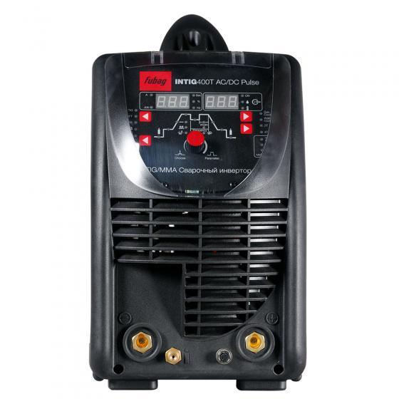Аппарат аргонодуговой сварки FUBAG INTIG 400 T AC/DC PULSE