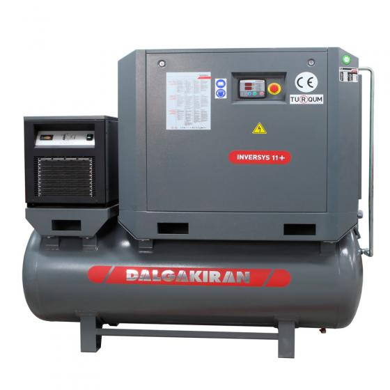 Винтовой компрессор DALGAKIRAN Inversys 11/500 Plus Compact - 13 бар