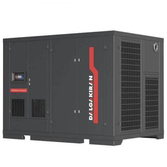 Винтовой компрессор DALGAKIRAN Inversys 315 Plus - 10 бар