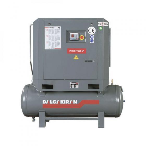 Винтовой компрессор DALGAKIRAN Inversys 11/500 Plus - 7.5 бар