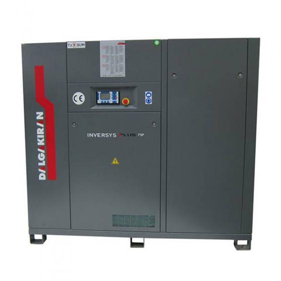 Винтовой компрессор DALGAKIRAN Inversys 75 Plus ID - 13 бар