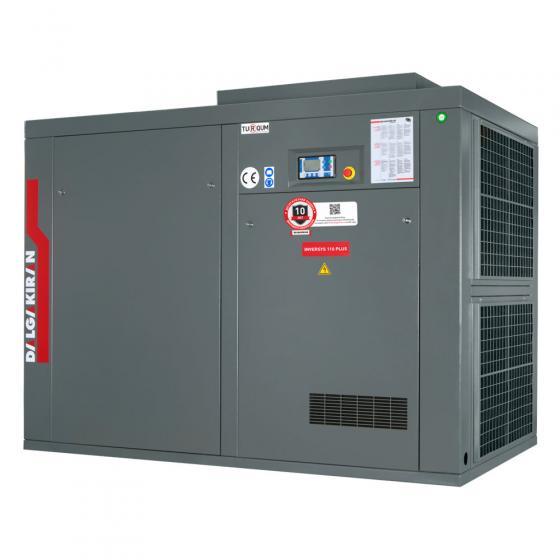 Винтовой компрессор DALGAKIRAN Inversys 110 Plus - 10 бар