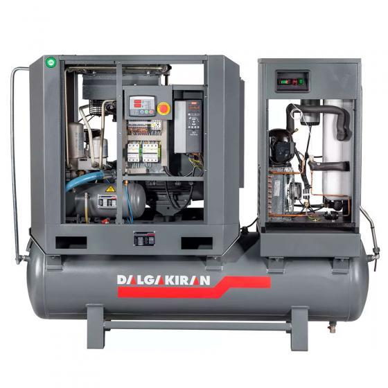 Винтовой компрессор DALGAKIRAN Inversys 5/250 Plus Compact - 7.5 бар