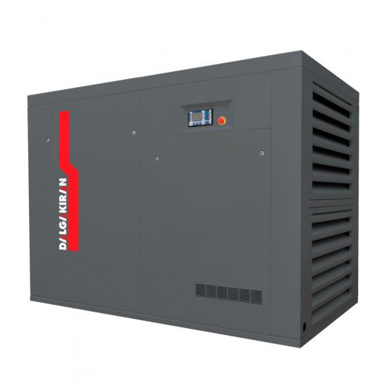 Винтовой компрессор DALGAKIRAN Inversys 132 Plus ID - 7.5 бар