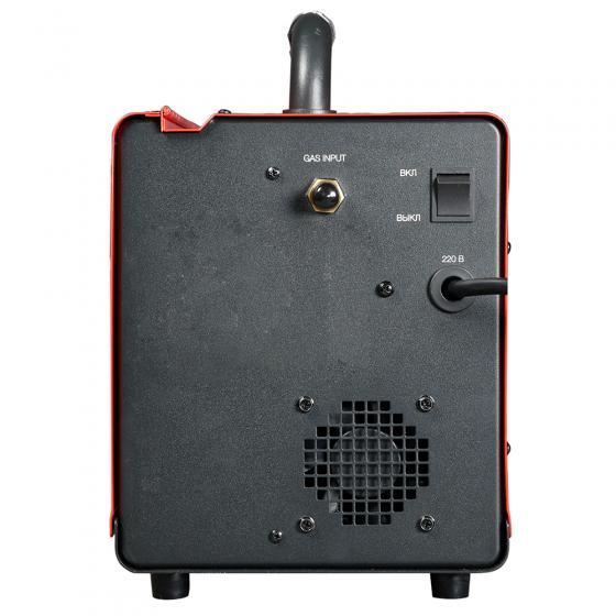 Сварочный инверторный полуавтомат FUBAG IRMIG 180 SYN с горелкой FB 250 3 м [38642.1]