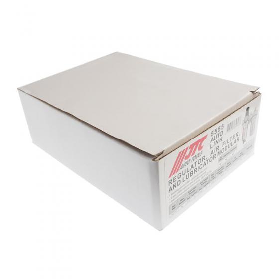 """Блок подготовки воздуха JTС 1/2"""" с пластиковым переключателем [JTC-5555]"""