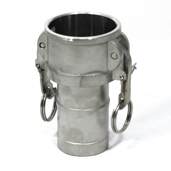 """Камлок из нержавеющей стали C-250 2 1/2"""" (63 мм)"""