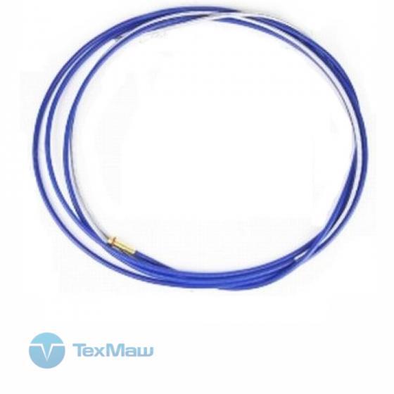 Канал направляющий 5.40м диам. 0.6-0.9, сталь, синий
