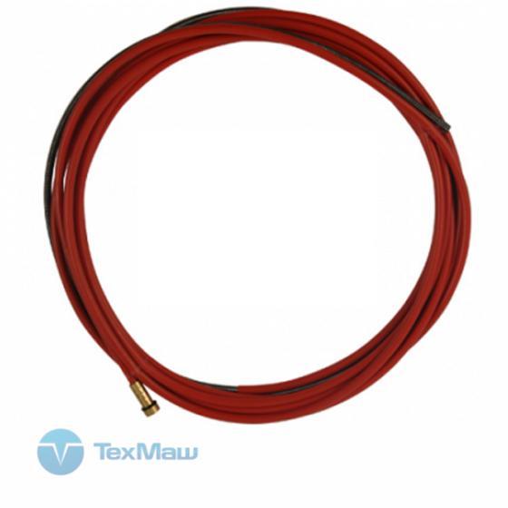 Канал направляющий 5.40м диам. 1.0-1.2, сталь, красный
