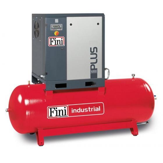 Винтовой компрессор на ресивере FINI PLUS 8-13-500